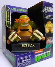 Teenage Mutant Ninja Turtles Lite Guardian Figure Night Light Nickelodeon New