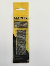 Stanley 140mm surform blade great for dryliners 5-21-398 fine cut wood/plaster