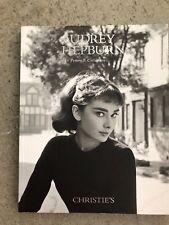 CHRISTIE'S Audrey Hepburn Catalog
