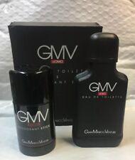 Gian Marco Venturi Uomo 2 Pc Set 3.4 oz + Deodorant Stick