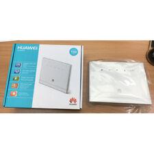 Huawei B315 Desbloqueado 4G/ LTE 150 Mbps Router móvil Wi-fi-Blanco