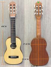 Caraya 69CM Tenor Size Guitarlele Natural Matt Free gig bag,Picks & Holder.C-28N