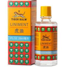 Tiger balm liniment Oil Herbal Pain Relief Thai Massage Arthritis 28 ml