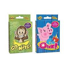 Go Nuts/Go Oink Animal Card Games Kids