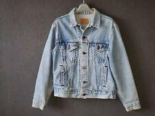 Vintage Levi's 70506 0214 Denim Jean Trucker Jacket Mens Sz 40R Made in Usa🔥