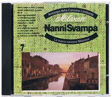 NANNI SVAMPA  MILANESE vol:  7 CD ACDOR 49220/3