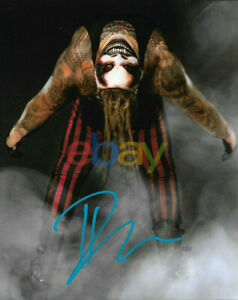 BRAY WYATT  WWE THE FIEND SIGNED AUTOGRAPHED 8X10 PHOTO reprint