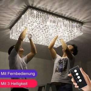 K9 Crystal Chrome Mirror Stainless Steel Chandelier Ceiling Lights Chandelier
