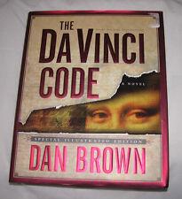 Robert Langdon The Da Vinci Code Bk. 2 by Dan Brown 2004, Hardcover, Special