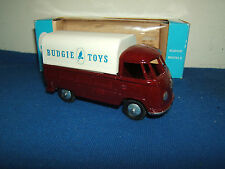 BUDGIE TOYS MODEL No.204    VOLKSWAGEN PICK-UP  ' BUDGIE TOYS ' CODE 3       MIB