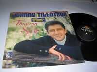 JOHNNY TILLOTSON That's My Style MGM Mono