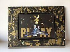 PLAY G-Dragon & TOP BIGBANG K-POP JAPAN DVD Photo book 1st Limited Edition RARE