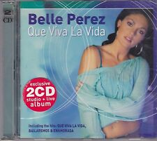 Belle Perez-Que Viva La Vida 2 cd album