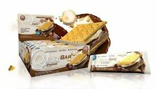 QUEST NUTRITON Smores  PROTEIN BAR NEW FLAVOR S'MORES 12 BARS LOW CARB FIBER