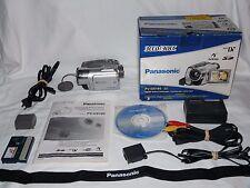 Panasonic 3CCD PV-GS180 MiniDv Mini Dv Camcorder VCR Player Video Transfer