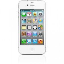 Apple iPhone 4S 16GB weiß [OHNE SIMLOCK] AKZEPTABEL