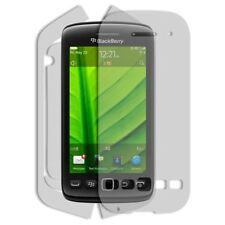 Skinomi Clear Full Body Phone Protector Skin Cover for BlackBerry Torch 9850