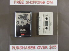 THE JAM IN THE CITY CASSETTE