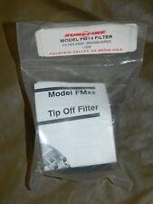 "Surefire FM14 Beamshaper filter for 1.62"" bezel flashlights"