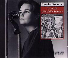 Vivaldi | six Violoncelle Sonatas | Lucia Swarts | CD-Album