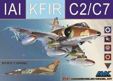 1/72 AMK IAI KFIR C2/C7 AMK86002