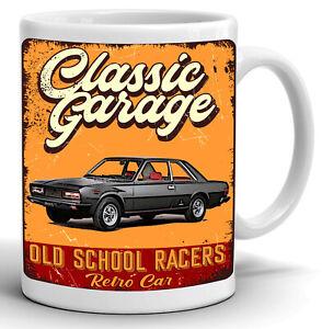FIAT 130 COUPE Coffee Tea Mug Cup Gift 11oz High Quality Ceramic
