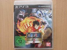 One Piece Pirate Warriors 2 PS 3