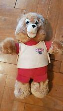Teddy Ruxpin VTG 1985 Plush Stuffed Bear,No Sound Or Movement