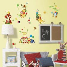 Disney ~ Winnie the Pooh ~ 76  Wall Decals ~ Peel and Stick Stickers ~ NIP