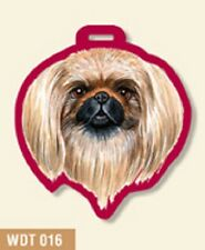 PEKINGESE LUGGAGE TAG BY WESTPORT PET COMPANY BRAND NEW FREE USA  SHIP DOG TAG
