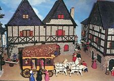 "Alte Postkarte - Plouharnel - Le Galion - Relais Postal ""Au Cheval Blanc"""