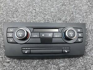 BMW 3 Series E90 E91 E92 E93 2005-2013 Digital Climate Control AC Heater Unit