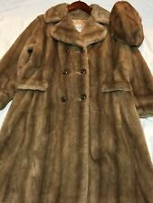 Gorgeous Vengrow Brookline Racoon Fur Coat and Hat