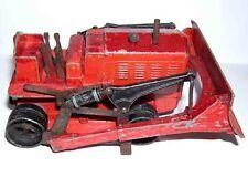 vintage diecast vehicle Dinky 561 BLAW KNOX Bulldozer meccano