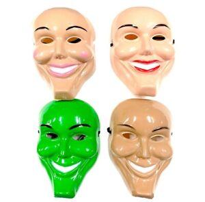 PURGE MASK 3 TYPES PICK CHOOSE HALLOWEEN SMILE SCREAM MOVIE HALLOWEEN HORROR UK