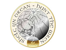 Hunt the Wren £2 Christmas Coin (AI36)