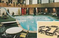 LAM(V) Hibbing, MN - Kahler's Inn Towne Motel - Swimming Pool View