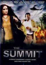 NEW MINI SERIES  DVD // THE SUMMIT // RACHELLE LEFEVRE, CHRISTOPHER PLUMMER,