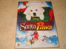 The Search for Santa Paws (DVD, 2010) - English / French / Spanish **READ**