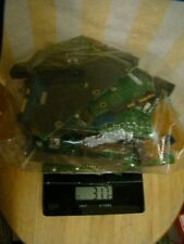 2 lbs of Scrap Hard Drive & CD Rom Boards for Precious Metal Recovery, 31.7 OZ.
