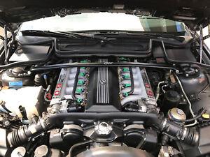 BMW E31 V8 V12 Domstrebe Vorne Drift King driftking M8 Alpina AC Schnitzer