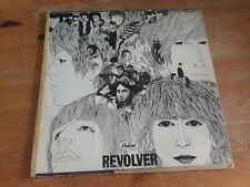 THE BEATLES - REVOLVER - Vintage vinyl LP album Capital ST 2576 record