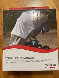 Britax Steelcraft stroller Sunshade
