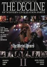DECLINE OF WESTERN CIVILIZATION PT. 2, THE - THE METAL YEARS USED - VERY GOOD DV