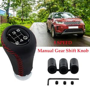 Car Gear 5 Speed Shift Knob Shifter Lever Kit Manual Transmission Auto Universal
