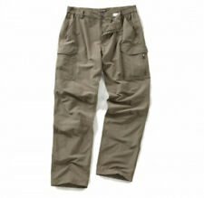 CRAGHOPPERS MENS CARGO Lightweight Insect Repellent Walking Trousers - Pebble