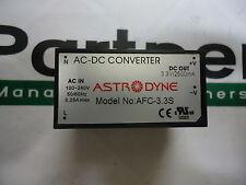 Afc-3.3S Astrodyne Ac-Dc Converter 10 Watt Brand New!