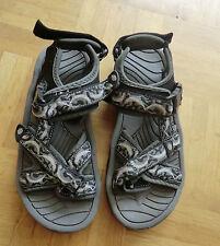 Dockers Sandalen in Gr. 38 in schwarz Camouflage NEU TOP