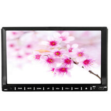 "Windows 7 ""Double 2Din GPS per auto Radio Stereo DVD Player Subwoofer Bluetooth"