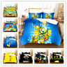 The Simpsons Collection Single/Double/Queen/King Bed Quilt Cover Set